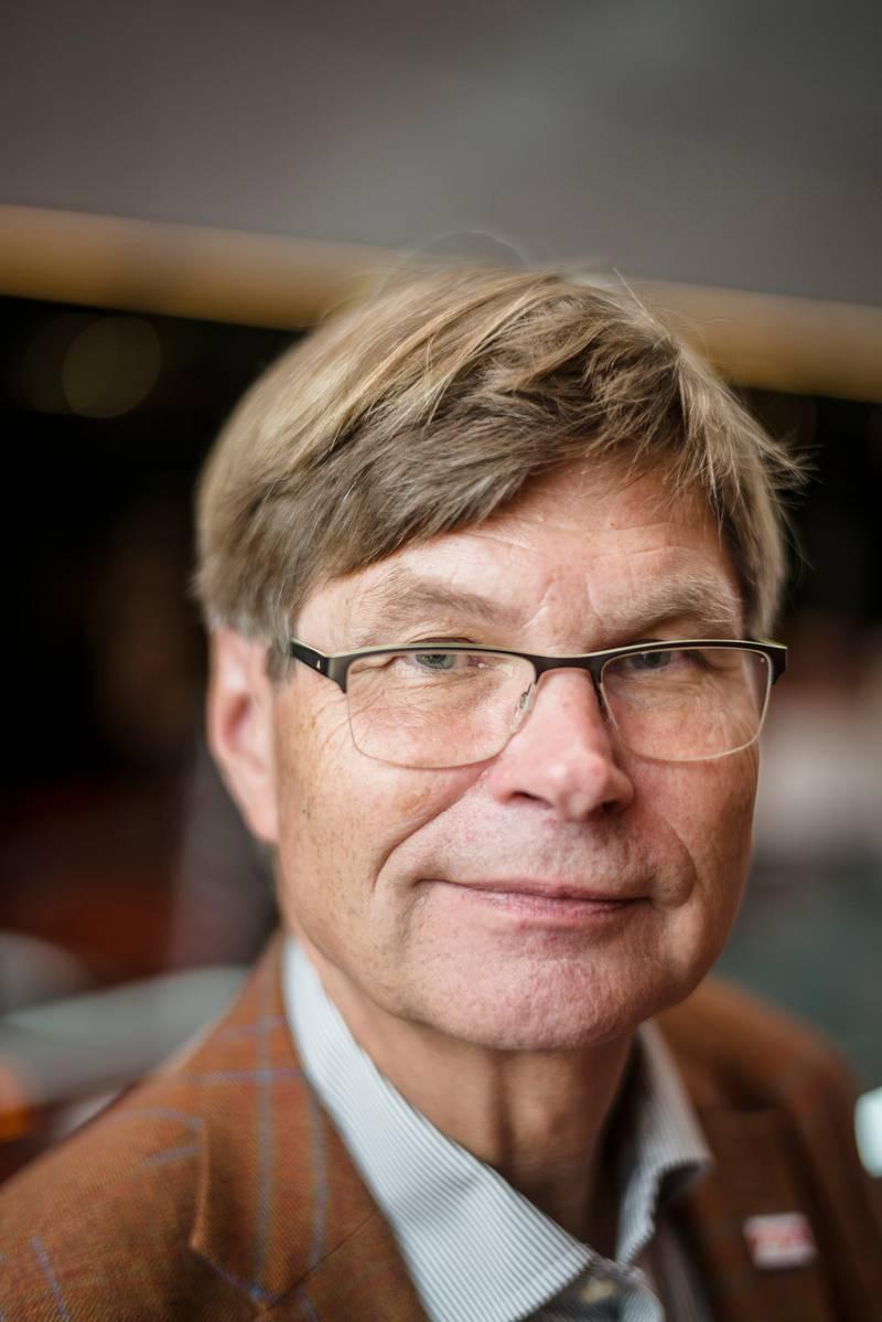Hans-Olof Andrén, POSK.