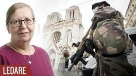 I religionsfrihetens tassemarker utmanas principerna