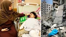 Gazaborna försöker återvända till vardagen