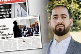 Ibn Rushd: Absurt att vi skulle vara islamister