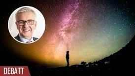 Evolutionsteorin leder unga bort från tron