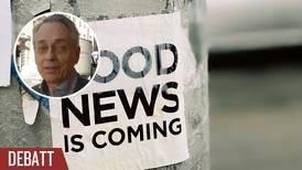Låt inte dåliga nyheter stjäla din uppmärksamhet