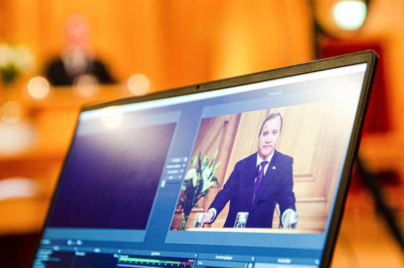 För första gången någonsin deltog en svensk statsminister vid minnesstunden i riksdagen. Stefan Löfven manade till kamp mot ökande antisemitism och lovade ett nytt museum.