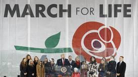 Virtuell Ja till livet-marsch i USA