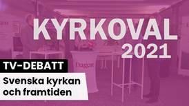 Kyrkovalsdebatt 2021: Svenska kyrkan och framtiden