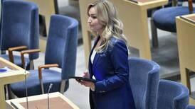 Ebba Busch erkänner grovt förtal