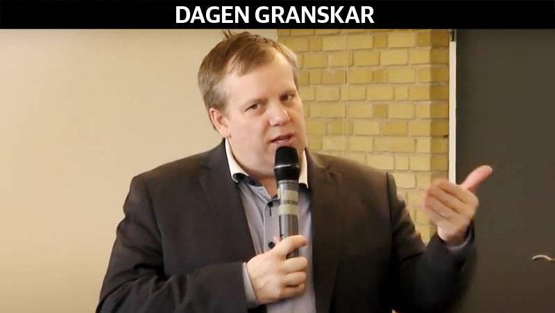 Mattias Lekardal, skärmdump från Youtube