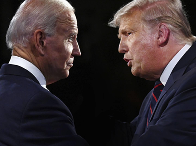 Vittnesbördet inför omvärlden måste förbli kärleken till medmänniskan, oavsett om denne föredrar en annan presidentkandidat än den man själv vill ska vinna.