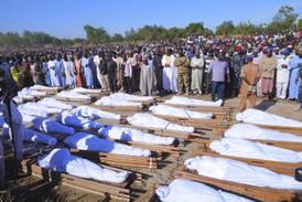 Boko Haram anklagas för brutal massaker