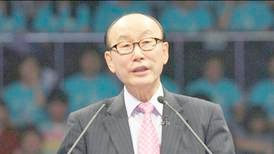 Yonggi Cho ångerfull i första uttalande efter domen