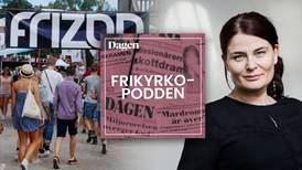 Frikyrkopodden: Frizonfestivalen - hyllningarna och stormarna