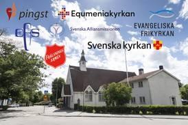 Färre känner till de kristna samfunden