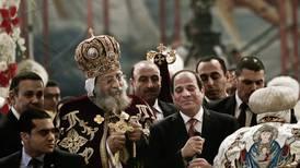 Egyptens kristna firade jul under stort säkerhetspådrag