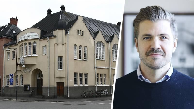 Immanuelskyrkan i Örebro.