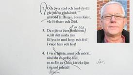 Pastor i Åmål hotad efter psalmbråk