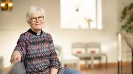 """Moni Höglund: """"Gud sa till mig: Du är min tjänarinna"""""""