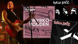 Tekla Knös – bandet som ville bränna kyrkan