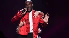 Boris René hoppas att Jesus hjälper honom i Melodifestivalen 2017