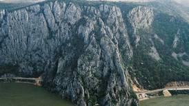 Järnporten är floden Donaus vackraste passage