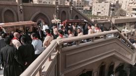 IS hotar att eliminera de kristna i Egypten