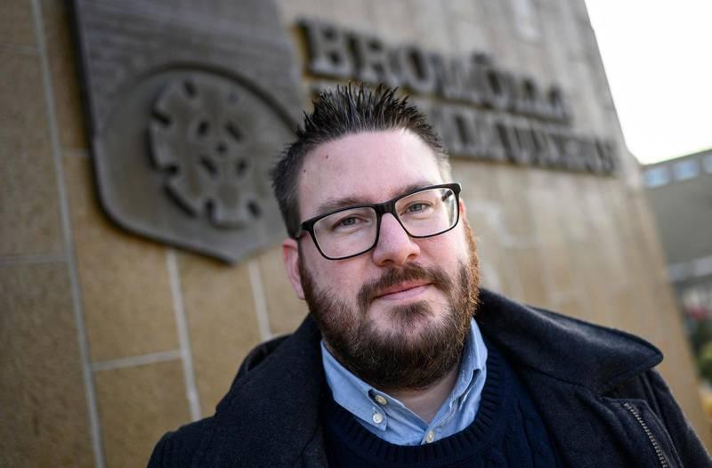 Eric Berntsson (SD), kommunstyrelseordförande i Bromölla, menar att böneförbudet blivit misstolkat.