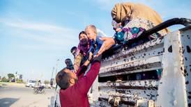 Skandinaviska hjälpinsatser i Syrien avbryts – för stor risk