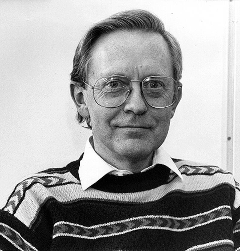 Sven Reichmann, 1939-2018