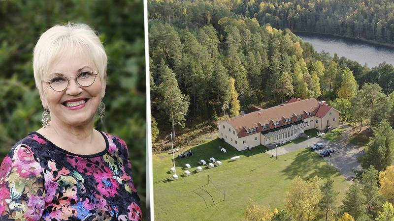 Linda Bergling, pastor Arken