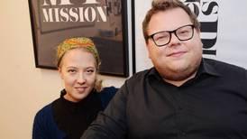 Ellen och John Vingren är årets Utbultstipendiater