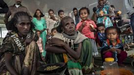 """Etiopienexpert: Desinformation """"väller fram"""""""