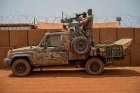 Kidnappad nunna frigiven i Mali