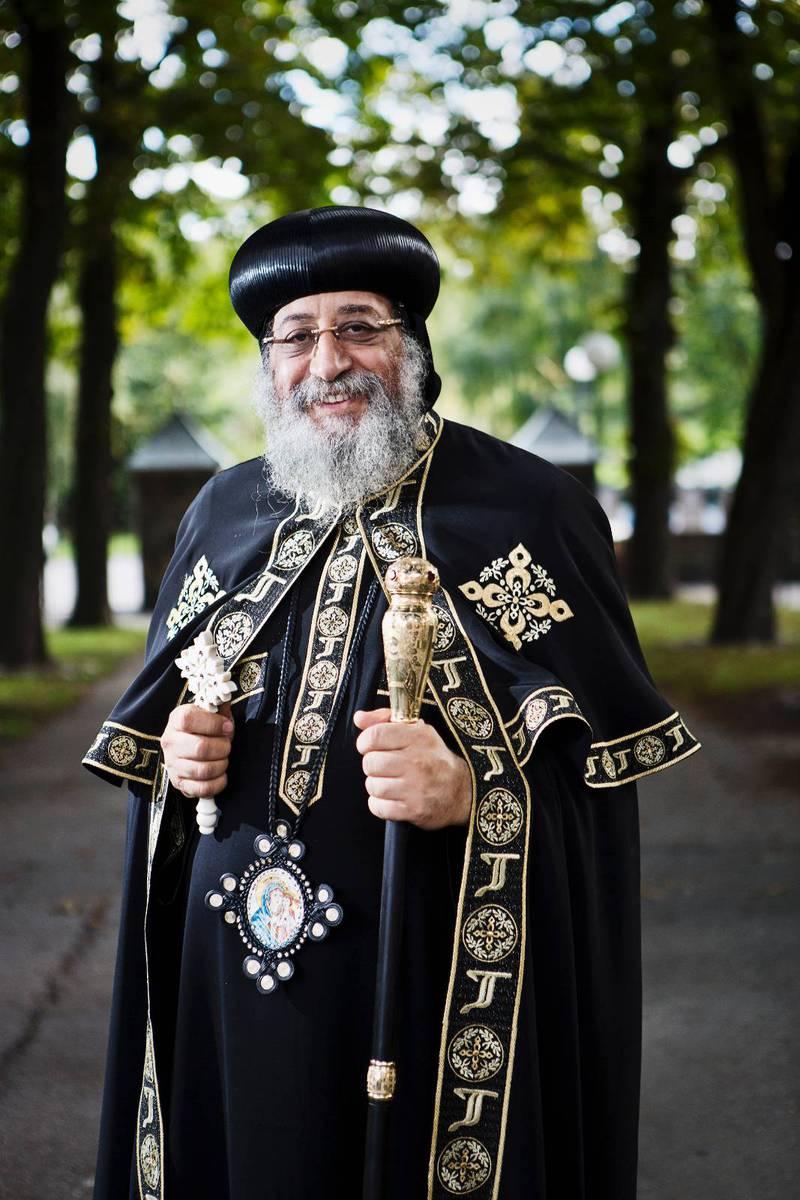 Påve Tawadros II.