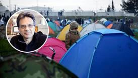 Grekisk pingstpastor: Flyktingläget är akut och vi är desperata