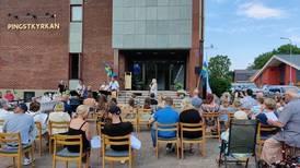 Skånekyrkor bjuder in till kulturhuset för att förmedla hopp