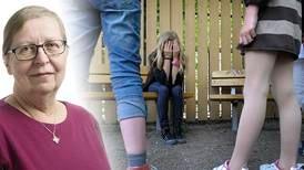 Grovt övertramp av skolfotograf faller in i mönstret