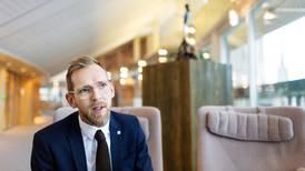 Jakob Forssmed (KD) ska rädda jobben med hjälp av kristna värderingar