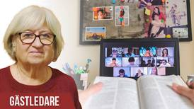 Utmaningen är att göra gudstjänsten relevant för dem som vant sig vid skärmen
