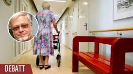 Äldre behöver göra sina röster hörda