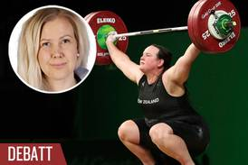 Sporten undergrävs om upplevt kön ska avgöra tävlingsklass