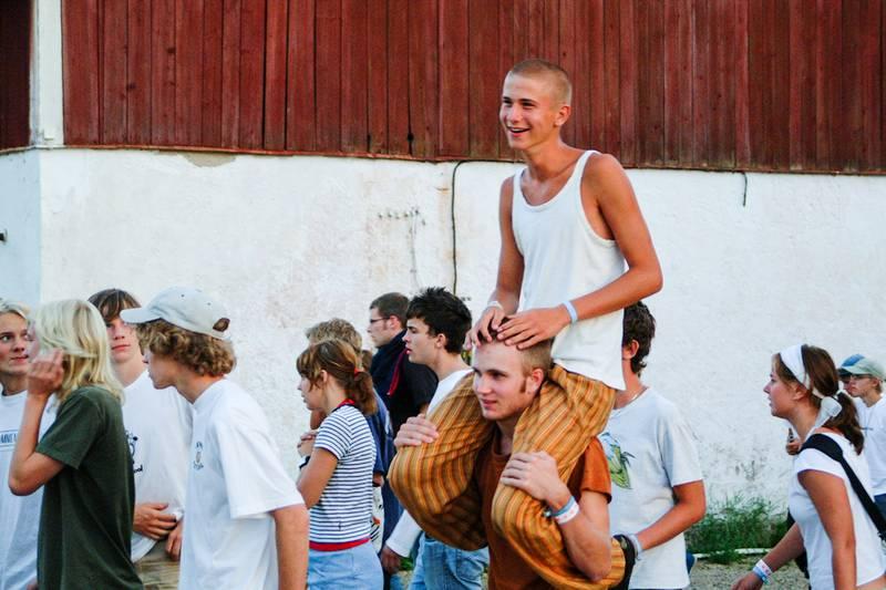 Frizonfestivalen.