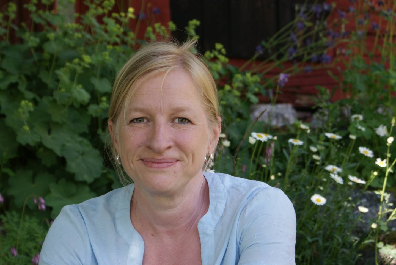 Lois Lindholm, doktorand i teologi vid Enskilda högskolan.