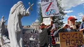 Vatikanen tar fajten mot vaccinkritikerna