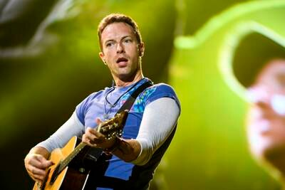 Coldplay-sångaren berättar om strikt uppväxt i kyrkan
