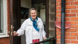 Inez Sandgren, 89 bor på konferensområdet: Märkligt med folktomt Nyhem