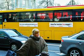 Ateist-kampanj slår hårt mot Danska kyrkan