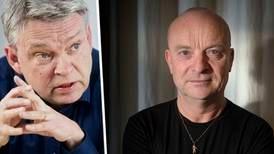 """Jonas Gardell till Stefan Swärd: """"Du förnekar Gud"""""""