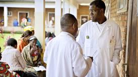 Denis Mukwege mordhotas - tusentals kongoleser visade sitt stöd