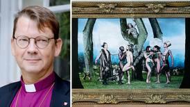 """Biskopen: """"En gnostisk tavla hör inte hemma i Svenska kyrkan"""""""