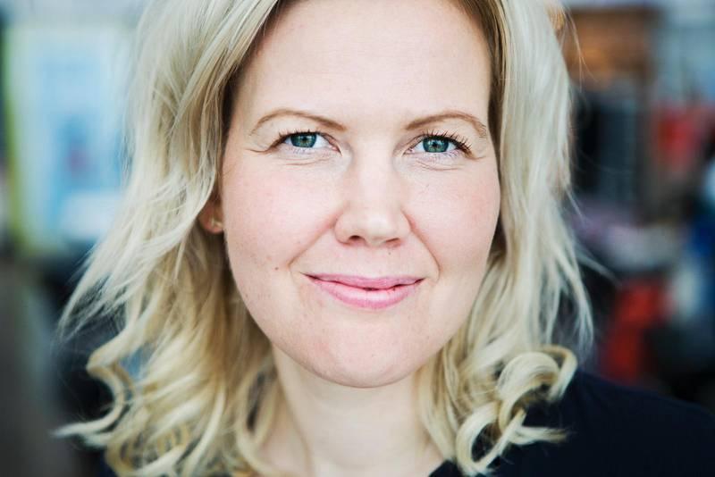 Cilla Eriksson.