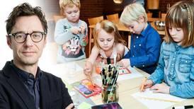 Joakim Hagerius: Sverige behöver en söndagsskola för sin tid